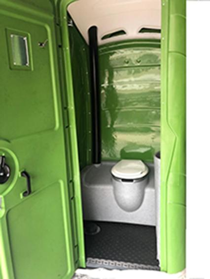 Toilette chimique