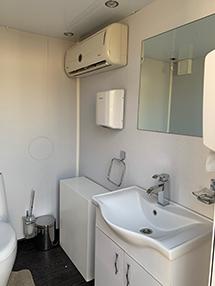 toilette individuelle vip